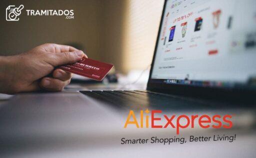 comprar con cuenta rut aliexpress VISA