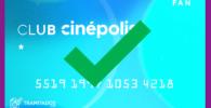 Activar tarjeta fan club Cinepolis